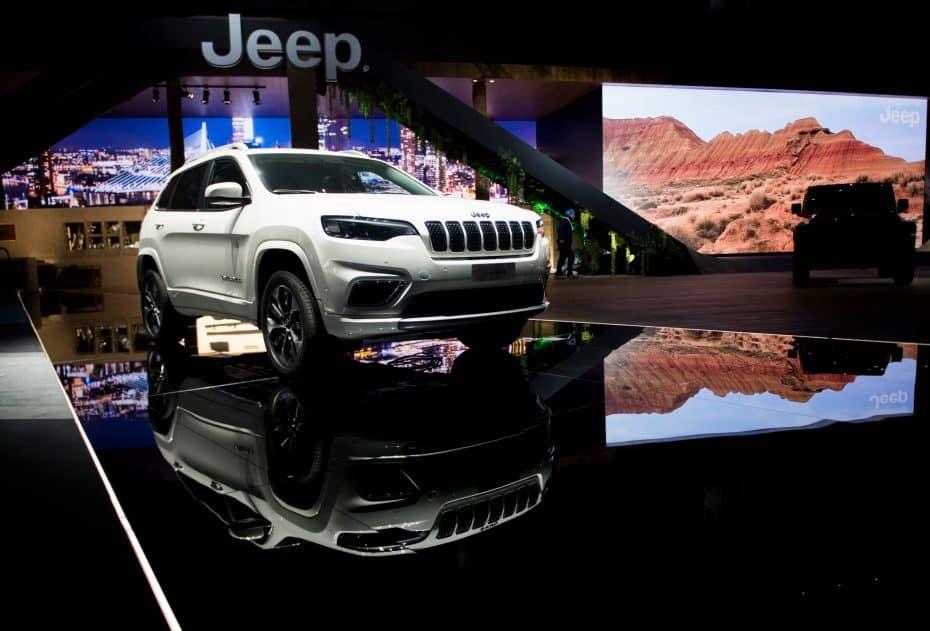Así es el renovado Jeep Cherokee para Europa: Menos personalidad y más equipo