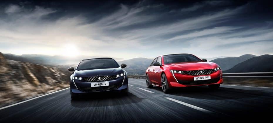 Nuevo Peugeot 508 «First Edition»: Ya a la venta en Francia por casi 50.000 €