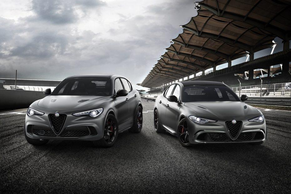 Alfa Romeo Giulia y Stelvio Nürburgring Edition: Porque los récords hay que celebrarlos