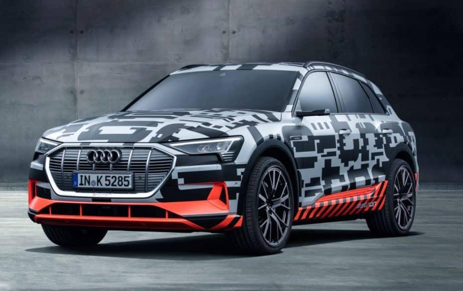 Así es el primer Audi 100% eléctrico que llegará a finales de año
