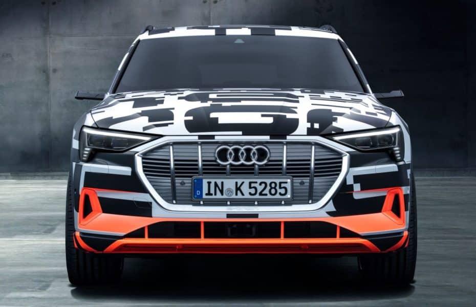 El primer Audi 100% eléctrico ya puede reservarse, aunque bajo mucho secretismo…