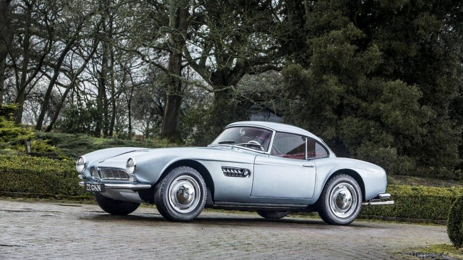 ¡El BMW 507 de John Surtees a subasta! Y puede ser tuyo… por 2,3 millones de euros