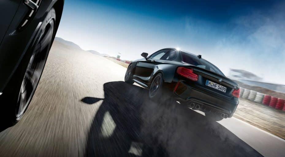 ¡Maldito dinero!: El BMW M2 Coupé Edition Black Shadow ya tiene precio en España…