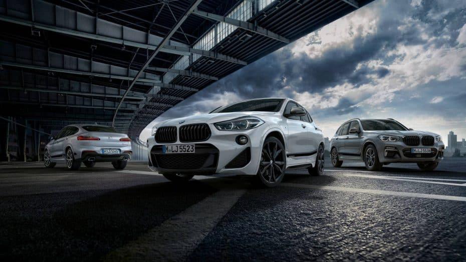 Nuevos accesorios M Performance para los BMW X2, X3 y X4: Los SUV bávaros, más picantes en Ginebra