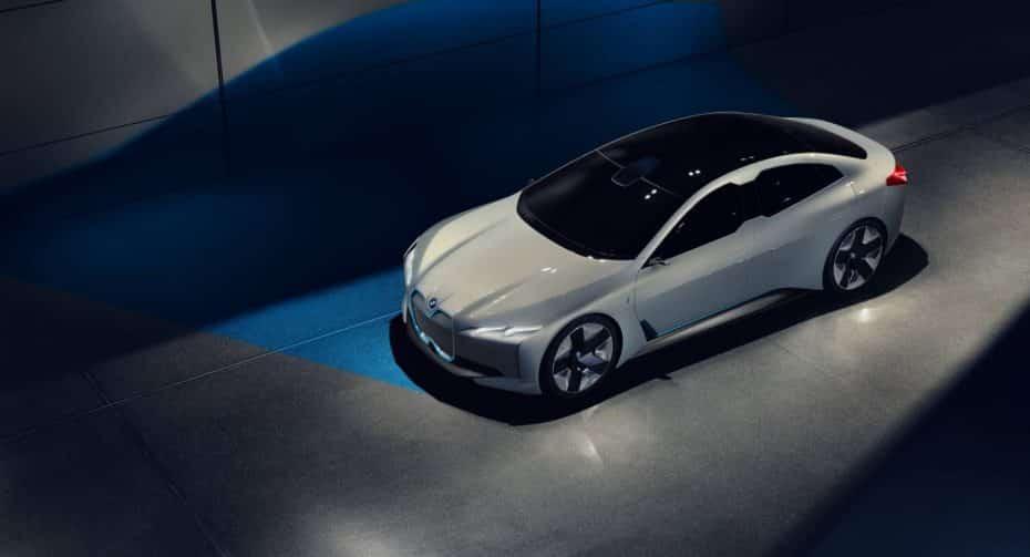 Así será el BMW i4: Un Gran Coupé 100% eléctrico con 600 kilómetros de autonomía