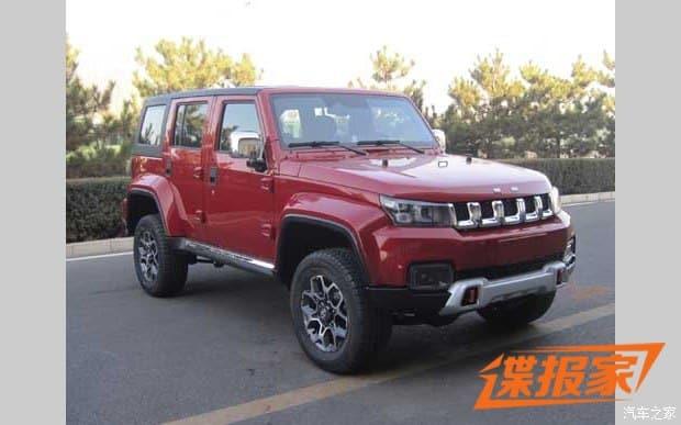 Beijing BJ40L y K-One: Dos modelos chinos que son auténticos clones de modelos que conoces