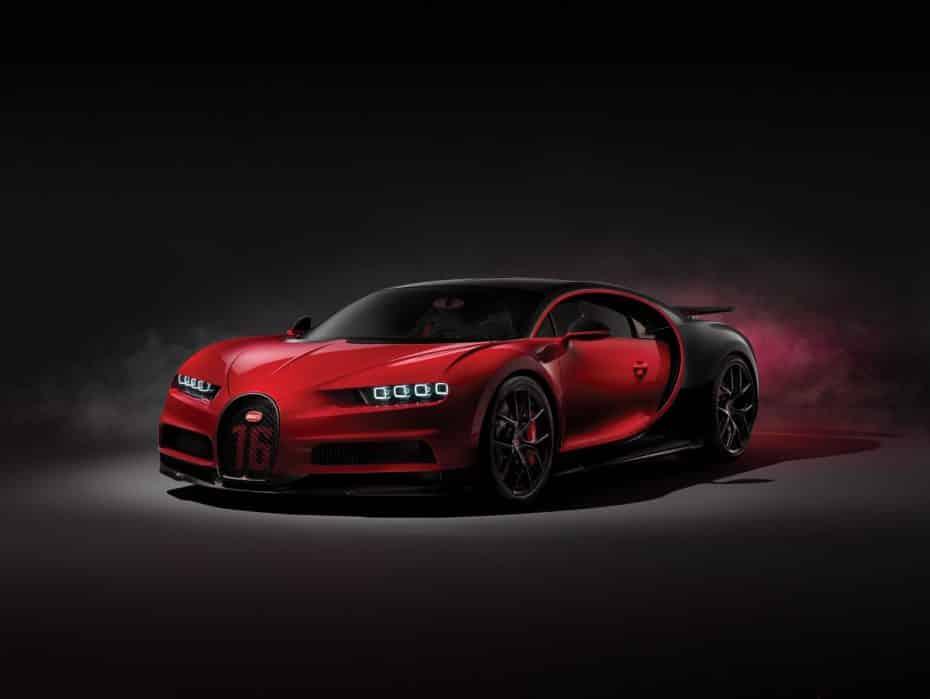 Bugatti Chiron Sport: Una cura de adelgazamiento a base de fibra para ser aún mejor sobre la pista