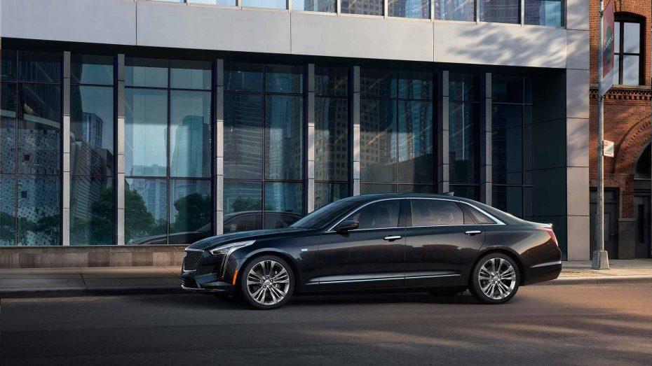Cadillac desvela el nuevo CT6 V-Sport: Pura elegancia y deportividad con 550 caballos