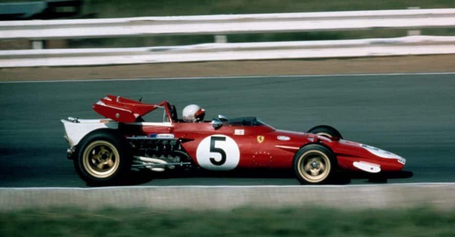 Concurso 'Ferrari 312B': Regalamos 4 entradas dobles para ver el film del mítico monoplaza de Fórmula Uno