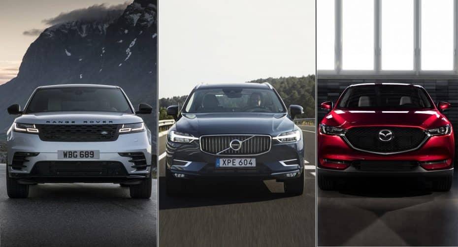 El Coche del Año en el Mundo 2018 será un SUV: Estos son todos los finalistas por categorías