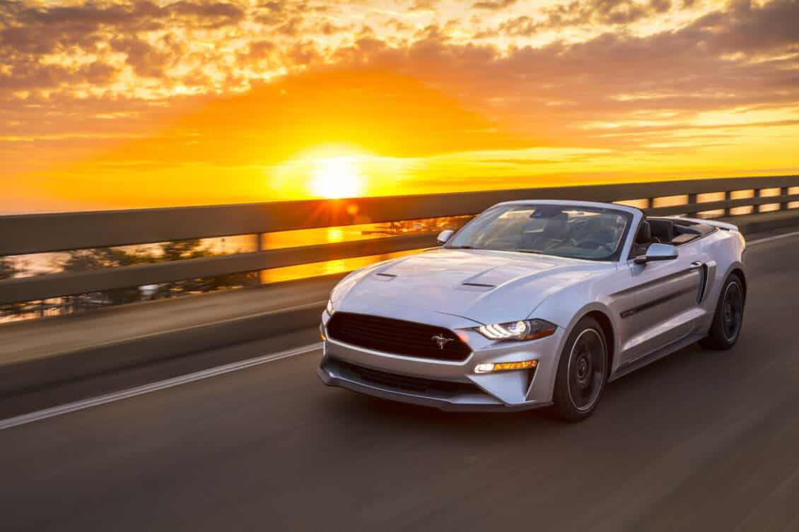 Ford Mustang California Special: El renacer de un mito de los '60 con casi 470 CV bajo el capó