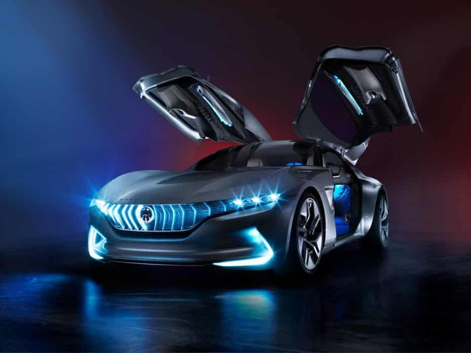 Te presentamos el Pininfarina HK GT Concept: Un Gran Turismo eléctrico con 800 CV de potencia