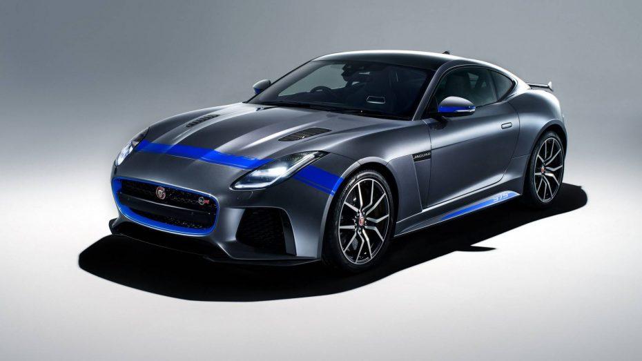 Jaguar F-Type SVR Graphic Pack: Tan salvaje por dentro como por fuera para triunfar en Ginebra