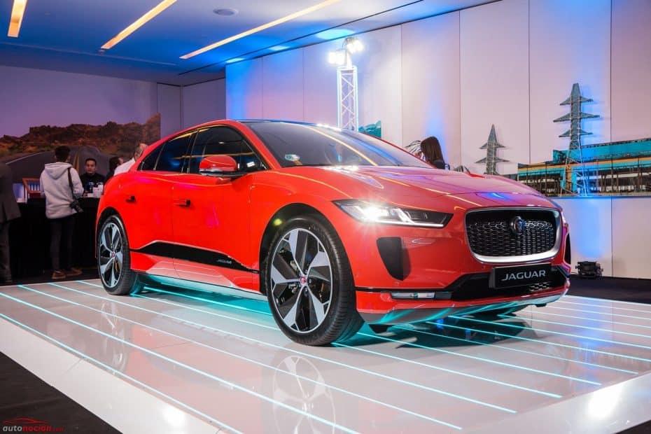 Así es el Jaguar I-PACE en directo: El SUV 'premium' que va a hacer mucho daño a Tesla