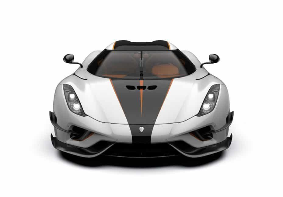 Koenigsegg sacará músculo en Ginebra con dos Regera y un rarísimo CCX restaurado