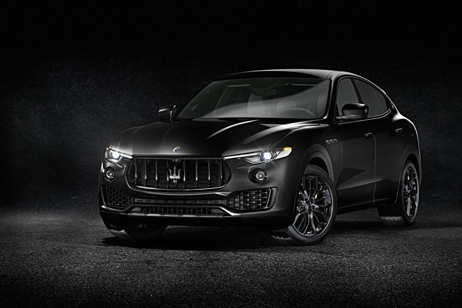Maserati desvela la Edición Nerissimo: El negro como sinónimo de elegancia y deportividad