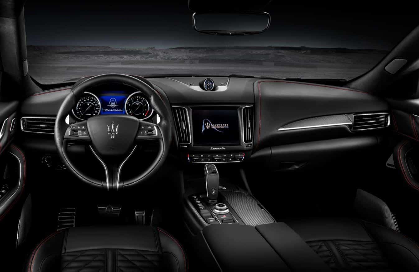 El Maserati Levante Trofeo Es Lo Ms Cercano De Momento