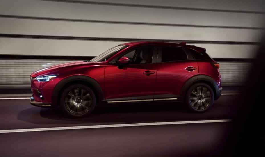 Así es el Mazda CX-3 2018 y ojo, porque se resiste al filtro de partículas y a los «artilugios»