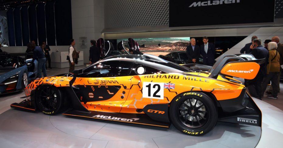 ¡Directo! El McLaren Senna GTR da miedo: No es radical, es lo siguiente…