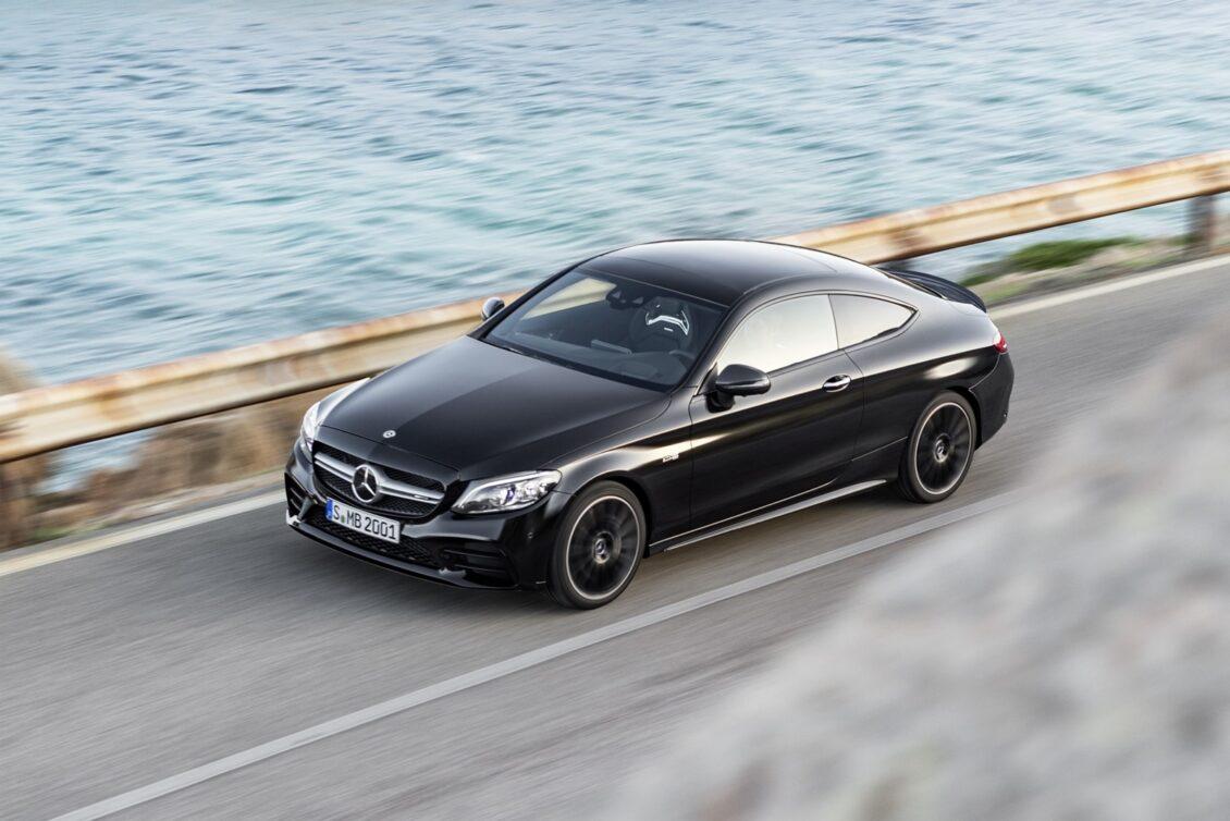 Mercedes-Benz nos presenta los nuevos Clase C Coupé y Cabrio: Más potentes y tecnológicos