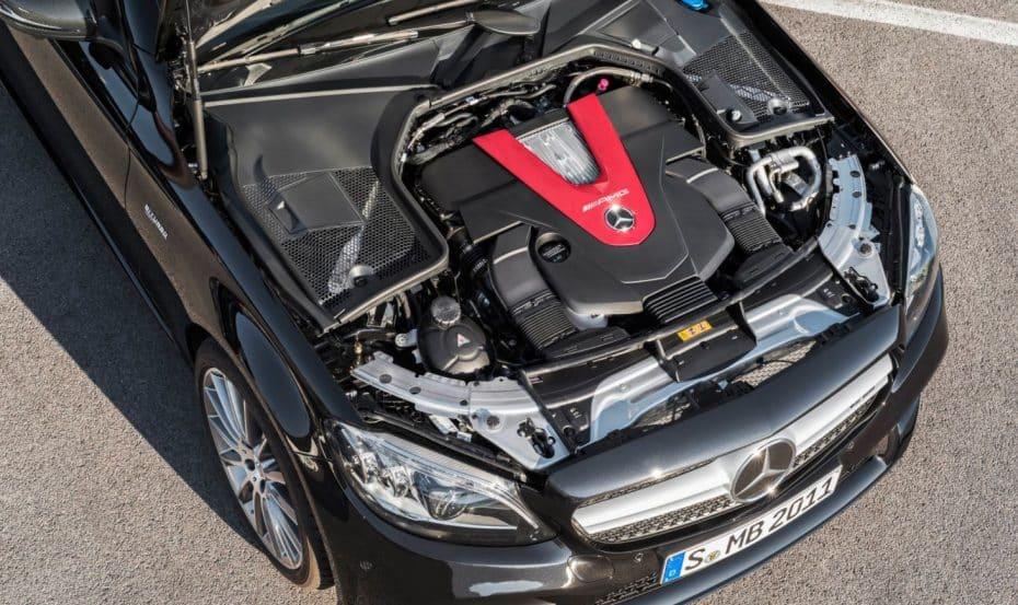 Los nuevos Mercedes-AMG C 43 4MATIC alcanzan los 390 CV: Nada mal para la versión de acceso a la Clase C de AMG