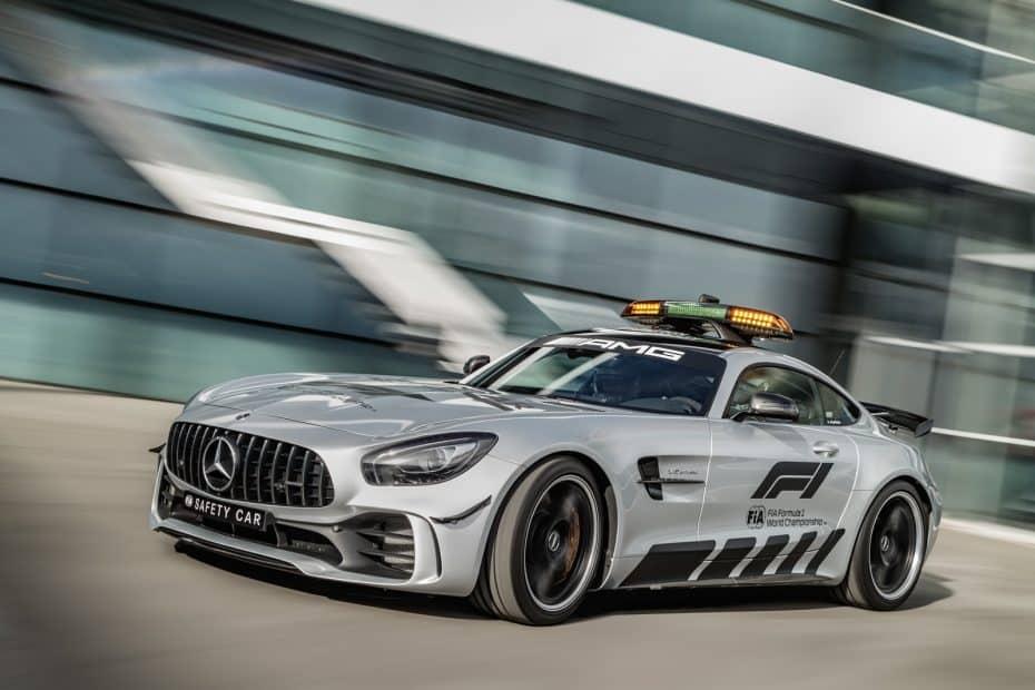 El Mercedes-AMG GT R se convierte en el Safety Car más potente de la historia de la Fórmula 1