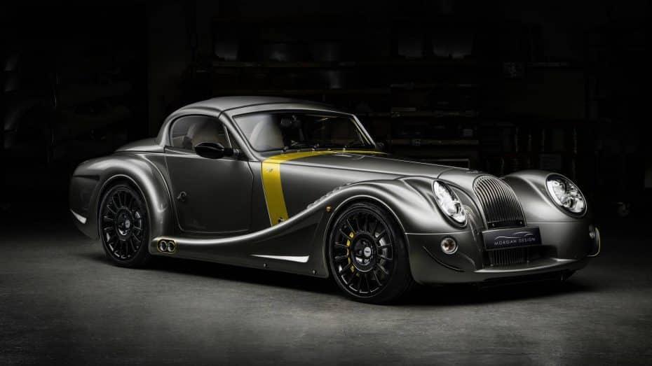 Morgan Aero GT: La mecánica V8 de BMW se despidé de Morgan por todo lo alto