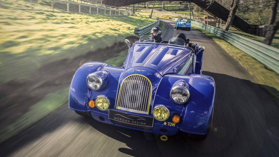Morgan Plus 8 50º aniversario: Un guiño al pasado con motor V8 de origen BMW