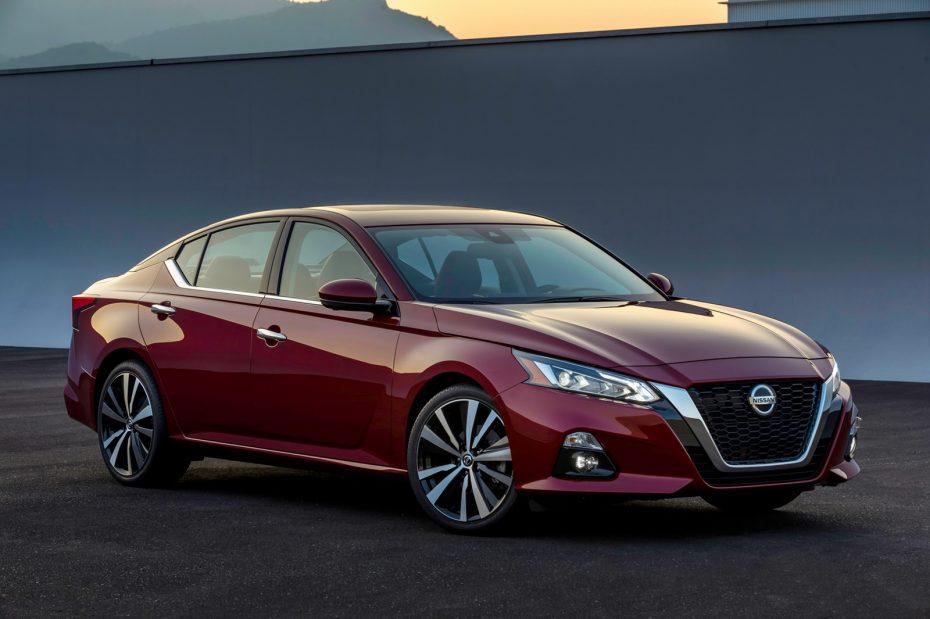Aquí está el nuevo Nissan Altima: La berlina súper-ventas se renueva