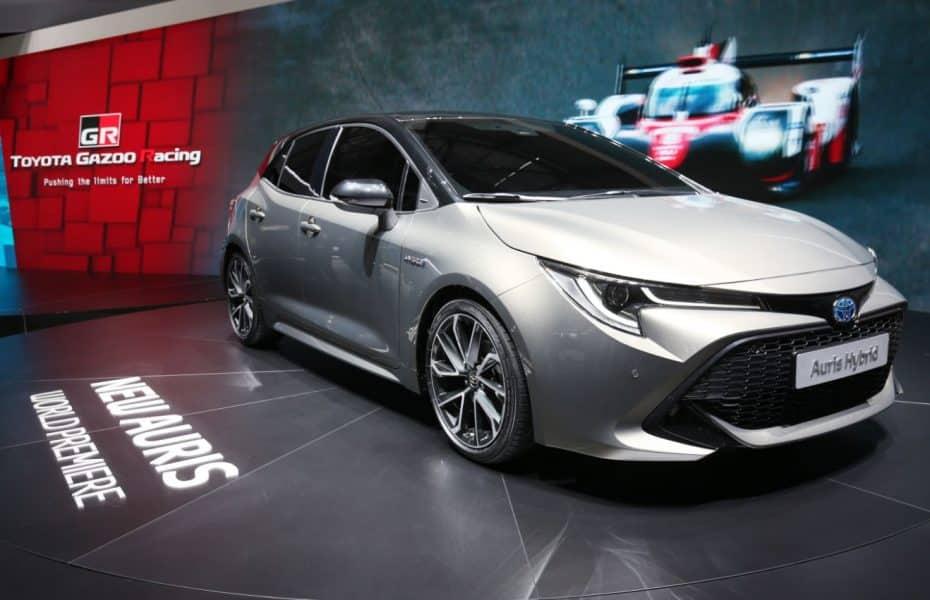¡Directo! El nuevo Toyota Auris pinta muy, pero que muy bien
