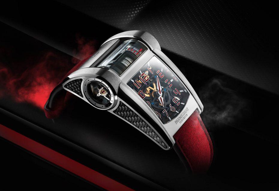 ¿Sueñas con el Bugatti Chiron Sport? Ahora Parmigiani Fleurier ha creado el reloj perfecto a juego