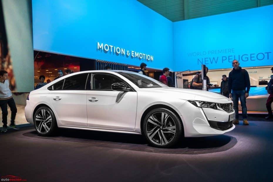 ¡Directo! Así es el nuevo Peugeot 508: Volverás a creer en el amor a primera vista