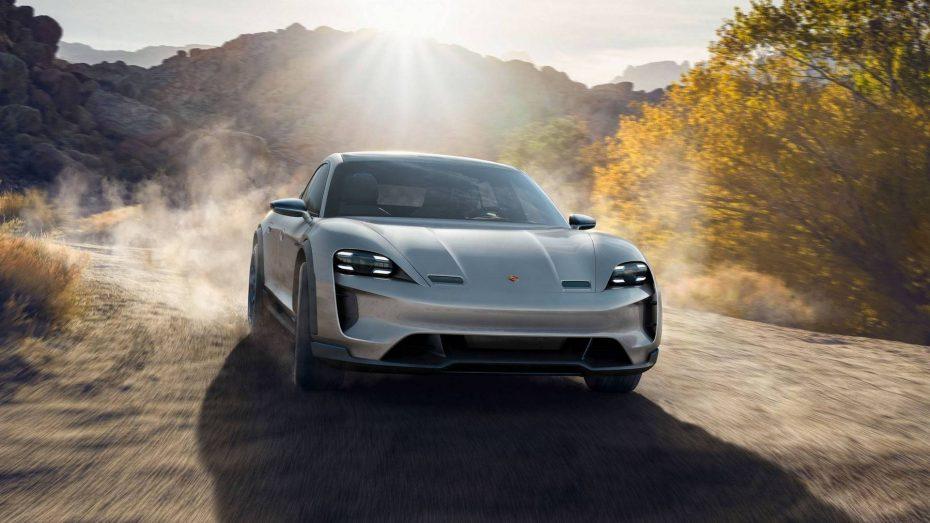El Porsche Mission E Cross Turismo nos revela todos sus secretos en varios vídeos que no deberías perderte