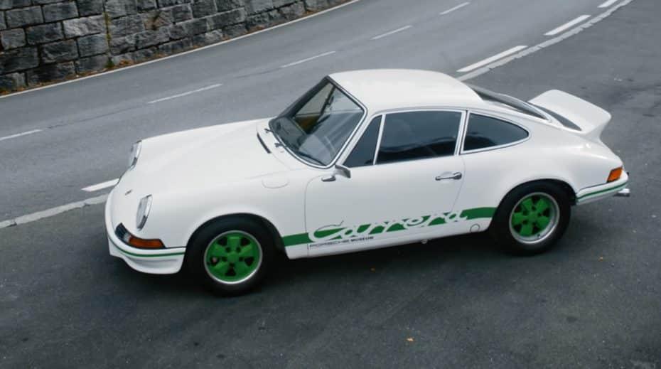 """""""Porsche Top 5 Series"""" nos trae los cinco modelos más ligeros de la firma de Stuttgart"""