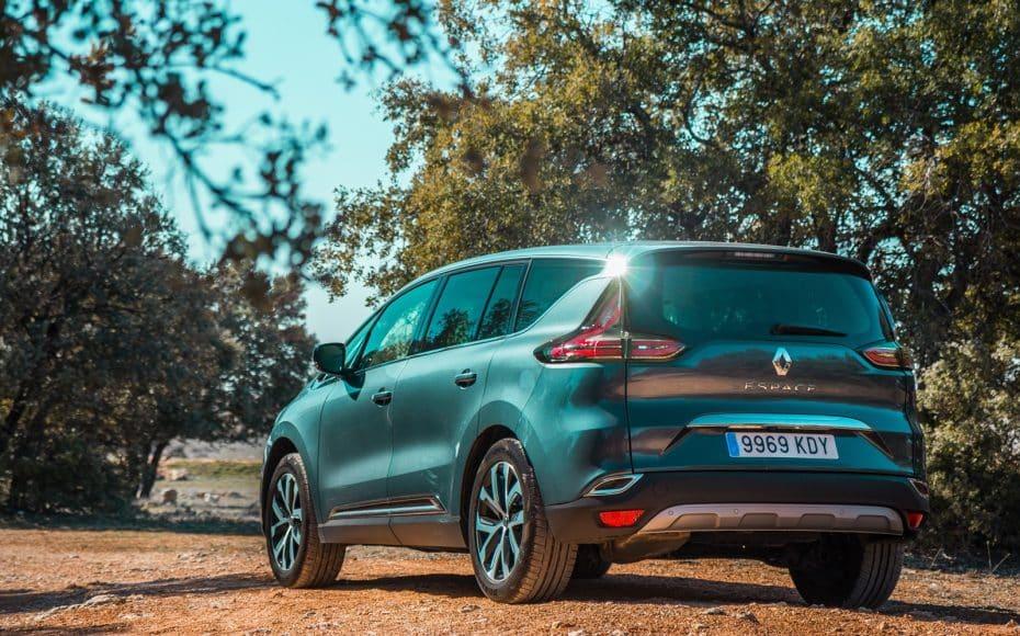 Prueba Renault Espace Zen Energy TCe EDC 7 plazas 225 CV: Potente, tragón y apto para toda la familia