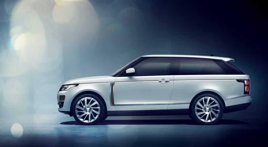 Range Rover SV Coupé: La máxima expresión del lujo tiene 565 CV y supera los 300.000 euros