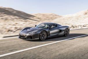 Porsche sigue aumentando su participación en Rimac: ya posee casi un cuarto de la compañía