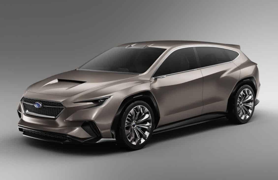 Subaru Viziv Tourer Concept: El futuro diseño de la marca, ahora en formato familiar