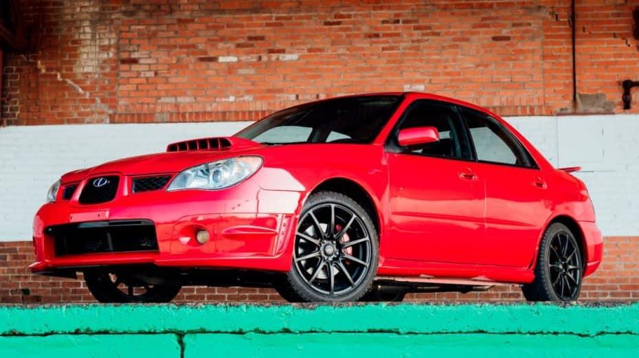 A la venta otro de los Subaru Impreza de la película Baby Driver ¡Y ojo a las modificaciones!