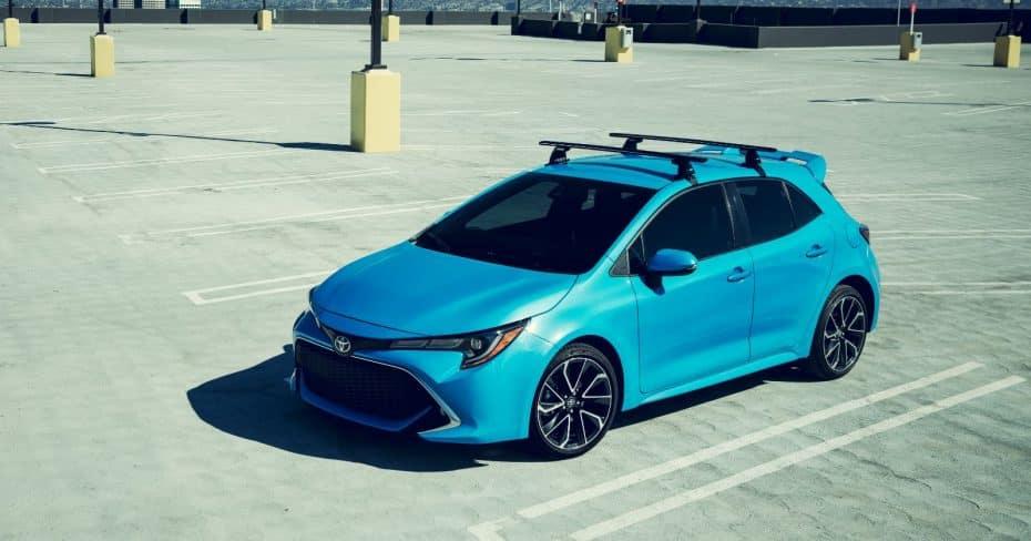 Nuevos detalles e imágenes del Toyota Auris 2018: ¡Así es el interior!