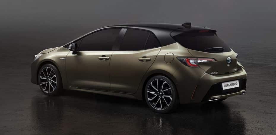¡Oficial! Nuevo Toyota Auris 2018: Ahora con un sistema híbrido de hasta 180 CV