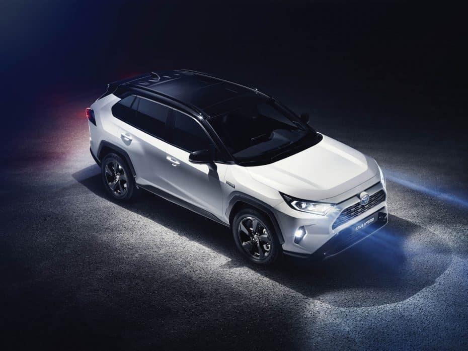 El nuevo Toyota RAV4 aterrizará en los concesionarios europeos en el primer trimestre de 2019