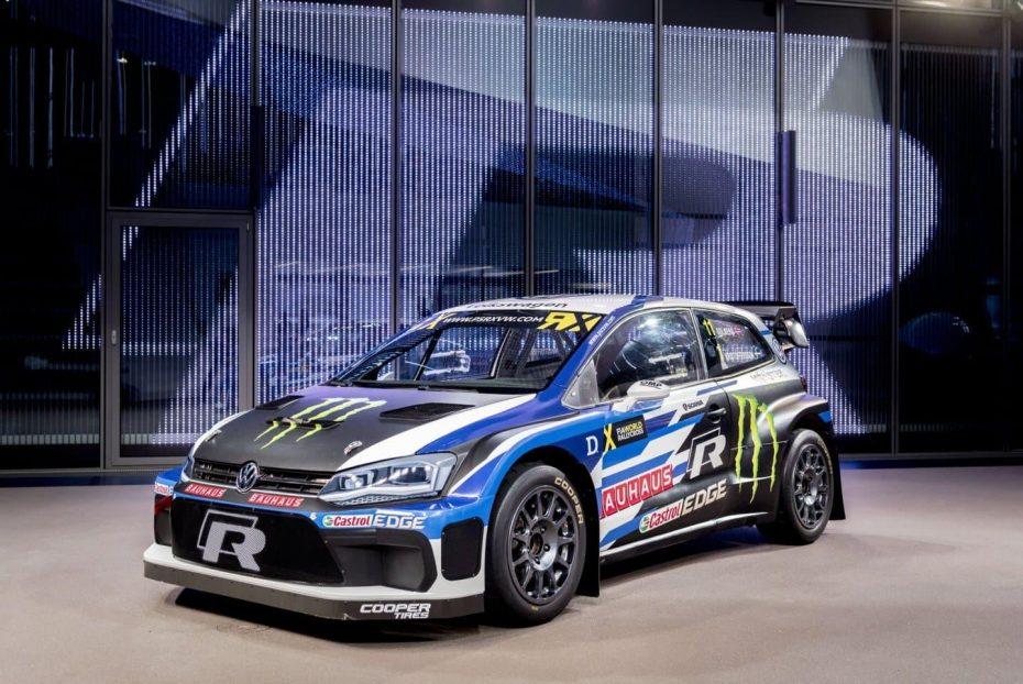El nuevo VW Polo R Supercar para el Campeonato Mundial de Rallycross ya está listo: Peter Solberg seguirá al volante