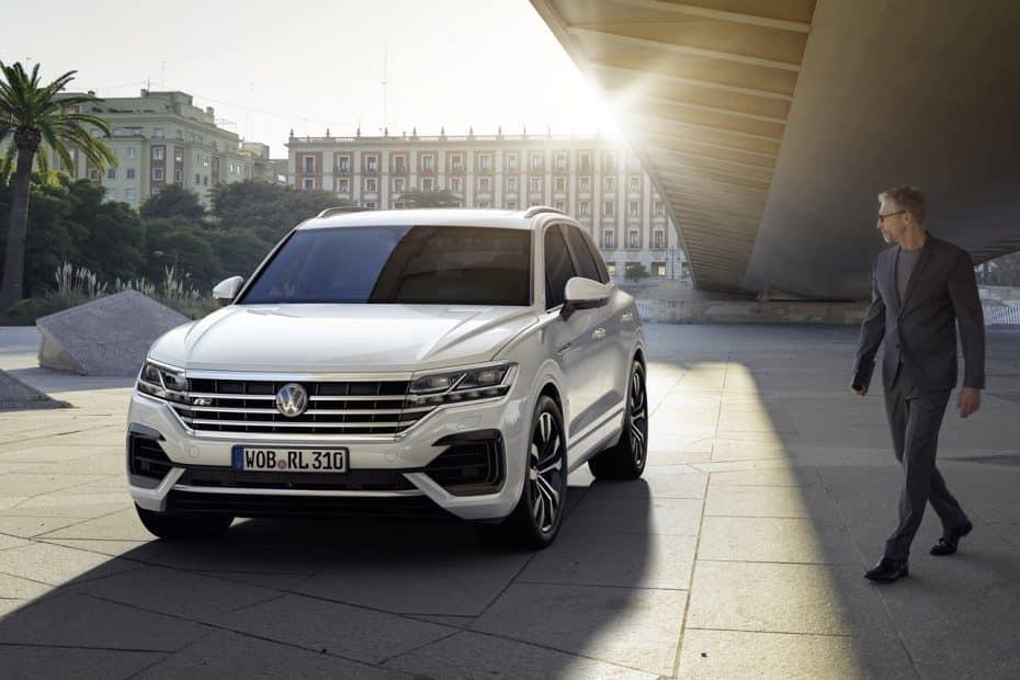 Todos los secretos de la tercera generación del Volkswagen Touareg en una extensa galería de imágenes