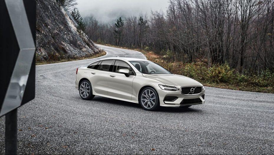 Aun no conocemos el nuevo Volvo S60, pero estos 'render' tan realistas alimentarán tu curiosidad
