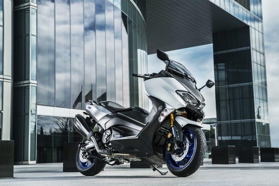 Yamaha desvela una edición especial 'SX Sport Edition' de la superventas TMAX