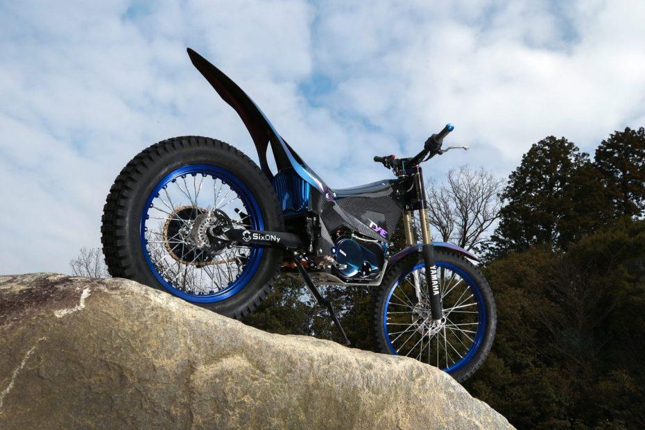 Yamaha TY-E: Así es la primera moto de trial eléctrica de la firma japonesa