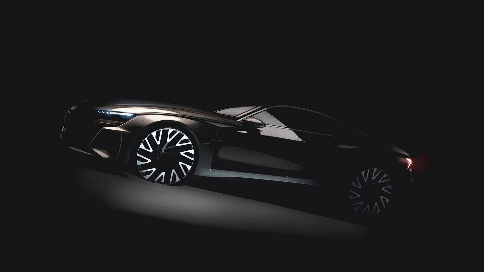 Así Es El Audi E Tron Gt Una Berlina Eléctrica De Alto