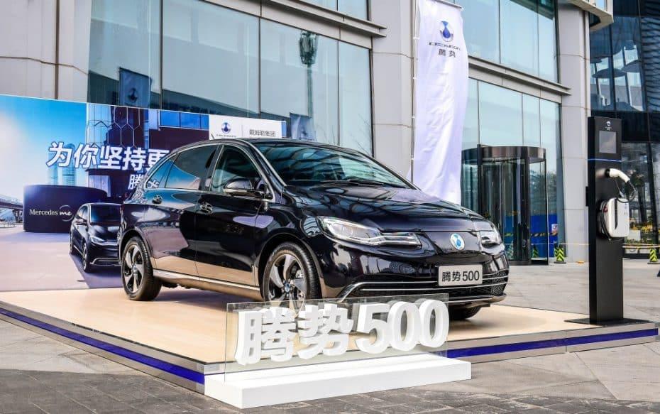 Nuevo Denza 500, el eléctrico de BYD y Mercedes que dará mucho que hablar