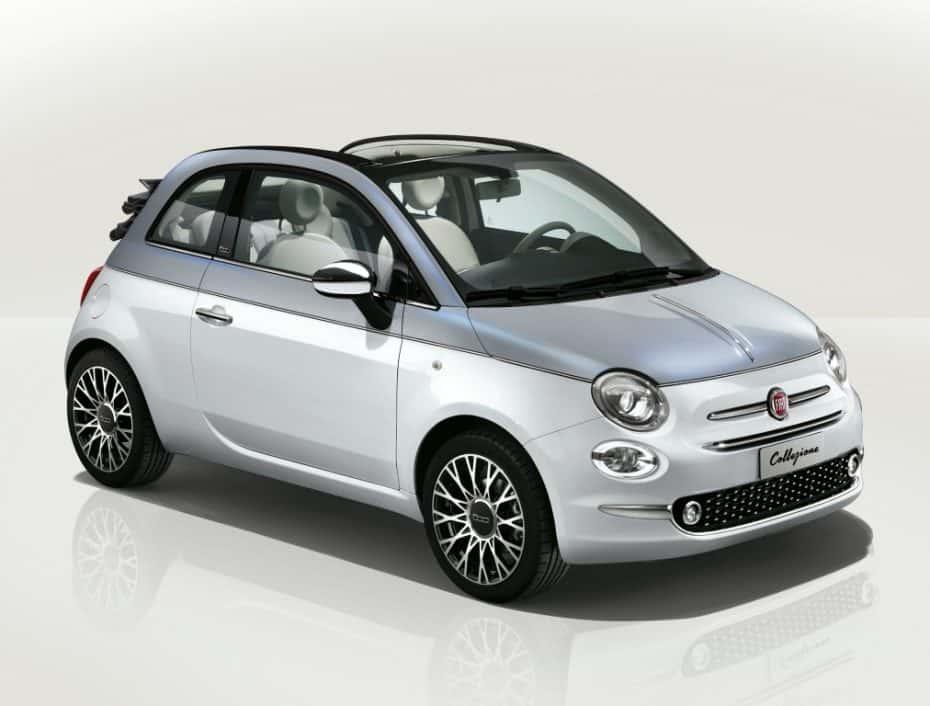 Ya a la venta en España el Fiat 500 «Collezione»: Equipado pero algo caro